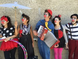 El Circo Nacional de Puerto Rico participará en el 1st Food Truck Summer Fest. (Suministrada)