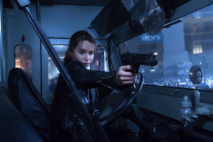 Emilia Clarke se une a la lista de féminas con las suerte de interpretar a la gran Sarah Connor. (Suministrada)