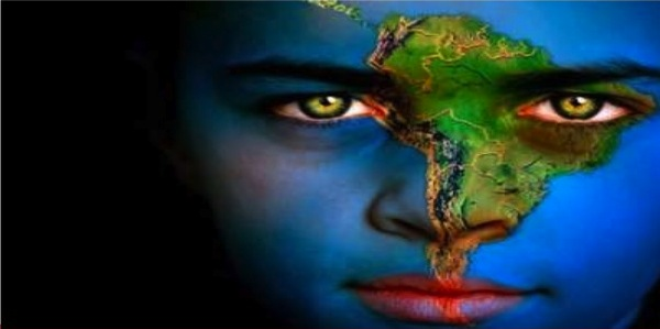 América del Sur (Suministrada)