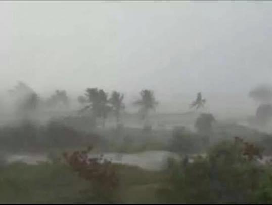 Esta imagen nos llega desde Bávaro, una de las zonas turísticas en la República Dominicana. (Victor De la Cruz)