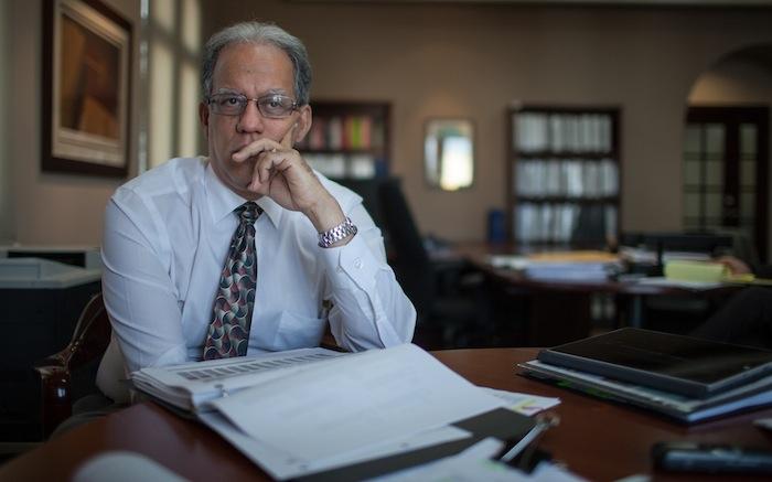 Director de la Oficina de Gerencia y Presupuesto, Luis Cruz.(CPI)