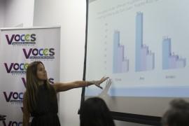 La doctora Ana Patricia Ortiz, del Centro Comprensivo de Cáncer de la UPR, alertó especialmente sobre la incidencia de cáncer de cérvix y ano en pacientes con Virus de Papiloma Humano. (Suministrada)