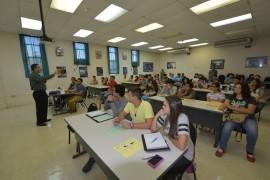 Estudiantes de nuevo ingreso en el RUM (Suministrada)
