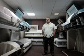 Orlando Rodríguez, presidente de la Junta Examinadora de Embalsamadores en Puerto Rico. (Juan Carlos Castillo/Diálogo)