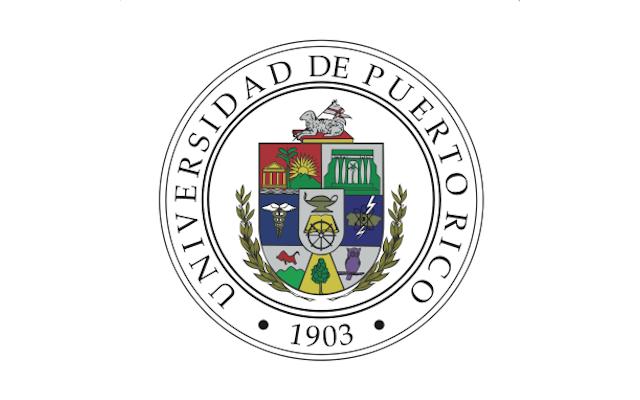 Logo oficial de la UPR.