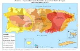 De acuerdo al reporte más reciente del Monitor de Sequía federal aumentó a 2,782,287 millones la población afectada por alguna categoría de sequía. (Suministrada)