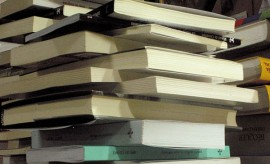 Almacen de libros en Plaza Mayor (Ricardo Alcaraz Diálogo)