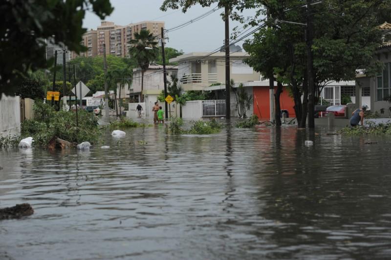 Huracán o tormenta Irene/23 de agosto 2011
