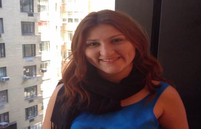 Verónica Tirado, estudiante Escuela Graduada de Salud Pública RCM