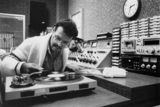 Fidel Arocho de Radio Universidad. (Ricardo Alcaraz/Diálogo)