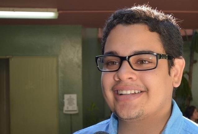 El estudiante Jean Caraballo es uno de los pioneros del nuevo doctorado en Bioingeniería del Recinto de Mayagüez de la Universidad de Puerto Rico.(Suministrada)