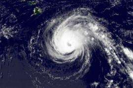 La alta incidencia de fenómenos ciclónicos en el Pacífico responde al desarrollo del fenómeno del Niño. (www.noaanews.noaa.gov)