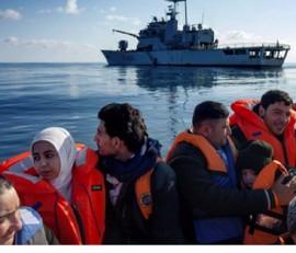 Unos 350 migrantes han muerto en el Mediterráneo en las últimas dos semanas. Foto: ACNUR / A. D'Amato.