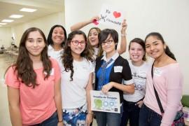 Niñas participantes de Ciencia PR (Suministrada)