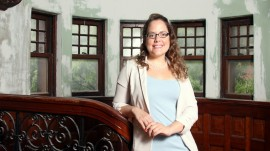 Vanessa Rivera Quiñones es egresada del Departamento de Matemáticas de la UPRRP. (Suministrada)