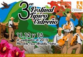 Promoción del festival en Cidra. (Suministrada)