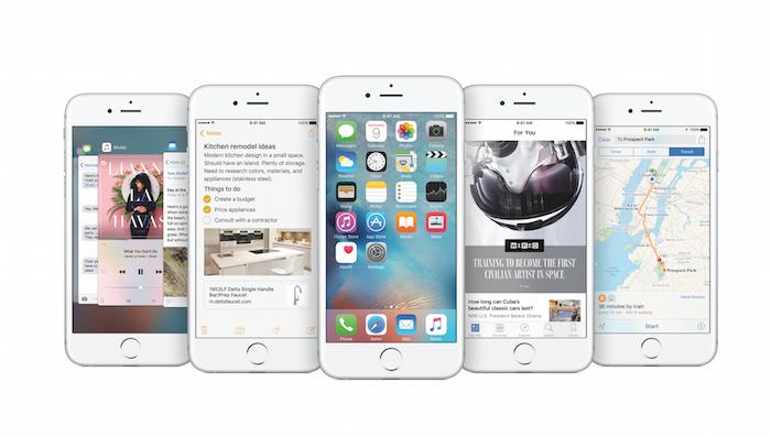 El nuevo iOS ya está disponible para los usuarios de iPhone y iPad. (Apple)