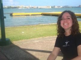 La novelista Dinorah Cortés Velez. (Suministrada)