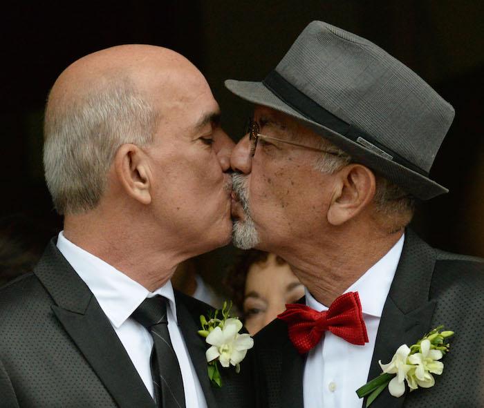 Aunque la comunidad LGBTT ha dado pasos importantes en la igualdad ante la ley, todavía existe en Puerto Rico intolerancia a la diversidad de parejas, familias y estilos de vida en el ámbito social. (Ricardo Alcaraz / Diálogo)