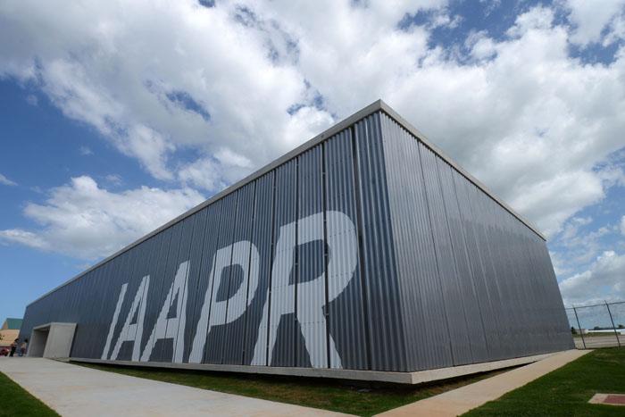 Instalaciones del Instituto Aeronáutico y Aeroespacial. (Ricardo Alcaraz/ Diálogo)