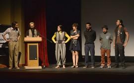 Grupo teatral Y no había luz (Ricardo Alcaraz/ Diálogo))