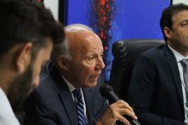 César Miranda, secretario de Justicia. (Ronald Ávila / Diálogo)