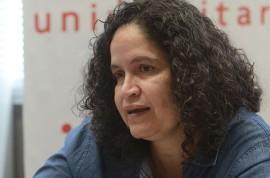 Lissette Rolón Collazo, profesora en el RUM y coordinadora general del CUA. (Ricardo Alcaraz / Diálogo)