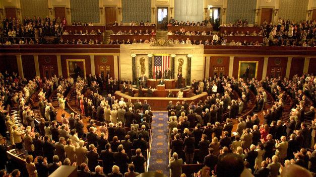 Senado de Estados Unidos. (Suministrada)