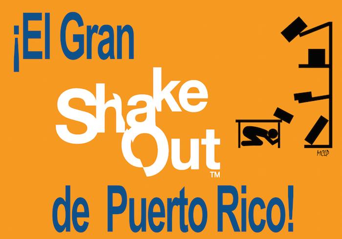 ShakeOut Afiche 2014 (Suministrada)