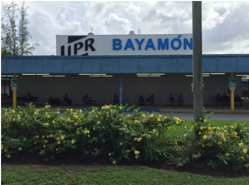 UPR Bayamon. (Suministrada)