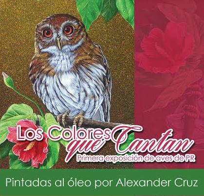 Disfruta del realismo y la belleza de las obras del galardonado artista plástico Alexander Cruz, en la Galería Cidreña. (Suministrada)