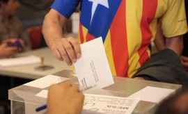 Elecciones en Cataluña. (Suministrada)