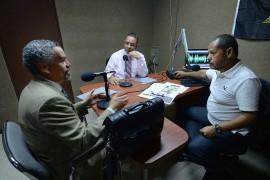José Elías Torres, entrevista a Rolando Emmanueli y Ramón Hdez (alcalde de Juana Díaz)