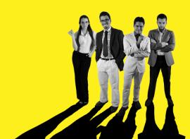Los fines de semana del 9 al 11 y 16 al 18 de octubre, subirá a las tablas la comedia dirigida por Joshua Rivera Avilés, e interpretada por Luis Ra Rivera, Gabriela Saker, Sebastián Borges y Daniel Alicea. (Suministrada)