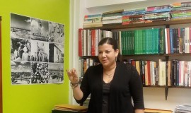Profesora Jenniffer Santos-Hernández. (Suministrada)