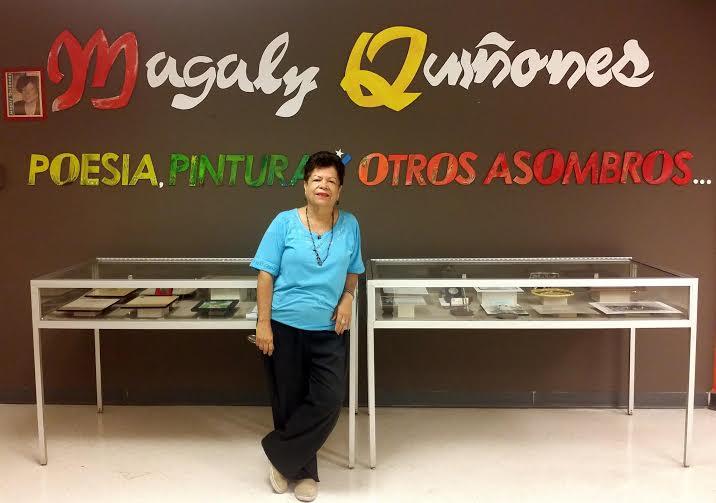 Magaly Quiñones es escritora y crítica de arte. (Suministrada)