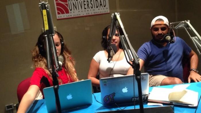 Invitamos a toda la comunidad de la UPRRP a conocer y apoyar este proyecto sintonizando 89.7FM San Juan o 88.3FM Mayagüez todos los miércoles a las 5:00pm. (Suministrada)