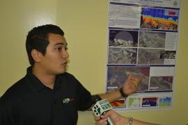 Adail Alberto Rivera Nieves, alumno graduado del Departamento de Ciencias Marinas (CIMA) del Recinto Universitario de Mayagüez. (Suministrada)