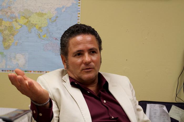 Doctor Carlos Sariol, profesor de medicina y virología en el Recinto de Ciencias Médicas de la UPR. (Adrina De Jesús Salaman/Diálogo)