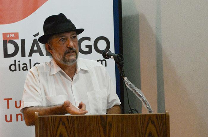 Ricardo Alcaraz ha sido el fotógrafo de Diálogo, desde su fundación hace 29 años. (Adriana De Jesús / Diálogo)