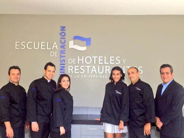 Delegacion Mexico Escuela Hotelera UPR 2