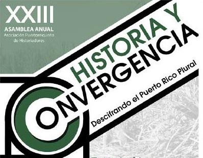 Diseño afiche  XXIII Asamblea APH15. (Suministrada)