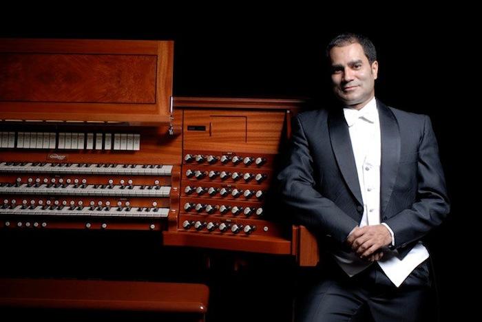 Andrés Mojica  Es el organista y profesor de órgano de la Universidad de Puerto Rico en Rio Piedras, donde presenta anualmente una gran cantidad de recitales con el propósito de exponer el repertorio del órgano tubular a la comunidad estudiantil y al público en general. (Suministrada)