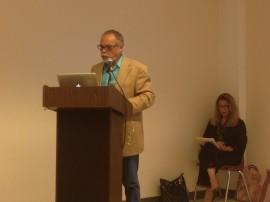 El profesor Héctor Sepúlveda. (José Encarnación/ Diálogo)