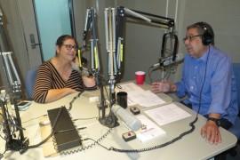 Isabel Pichardo y  Dr. Jimmy Torres. (Suministrada)