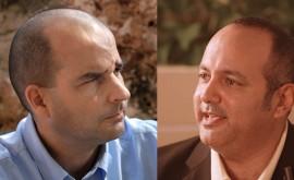 Eduardo Lalo y Mario Roche. (Ricardo Alcaraz/ Diálogo)