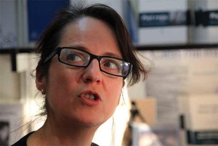 Marta Sanz ha sido galardonada con premios como el Vargas Llosa de Relatos y el Ojo Crítico de Narrativa. (Suministrada)
