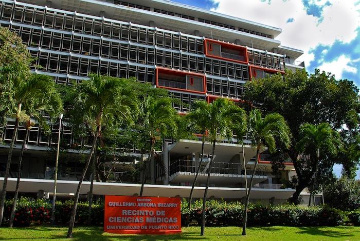 Recinto de Ciencias Médicas Edificio Principal