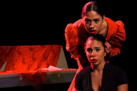 """""""Las Sirvientas"""" de Jean Genet subirá a escena del 8 al 11 de octubre en la sala experimental Carlos Marichal (Ricardo Alcaraz/ Diálogo)"""