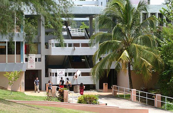 Universidad de Puerto Rico en Humacao. (Ricardo Alcaraz/ Diálogo)
